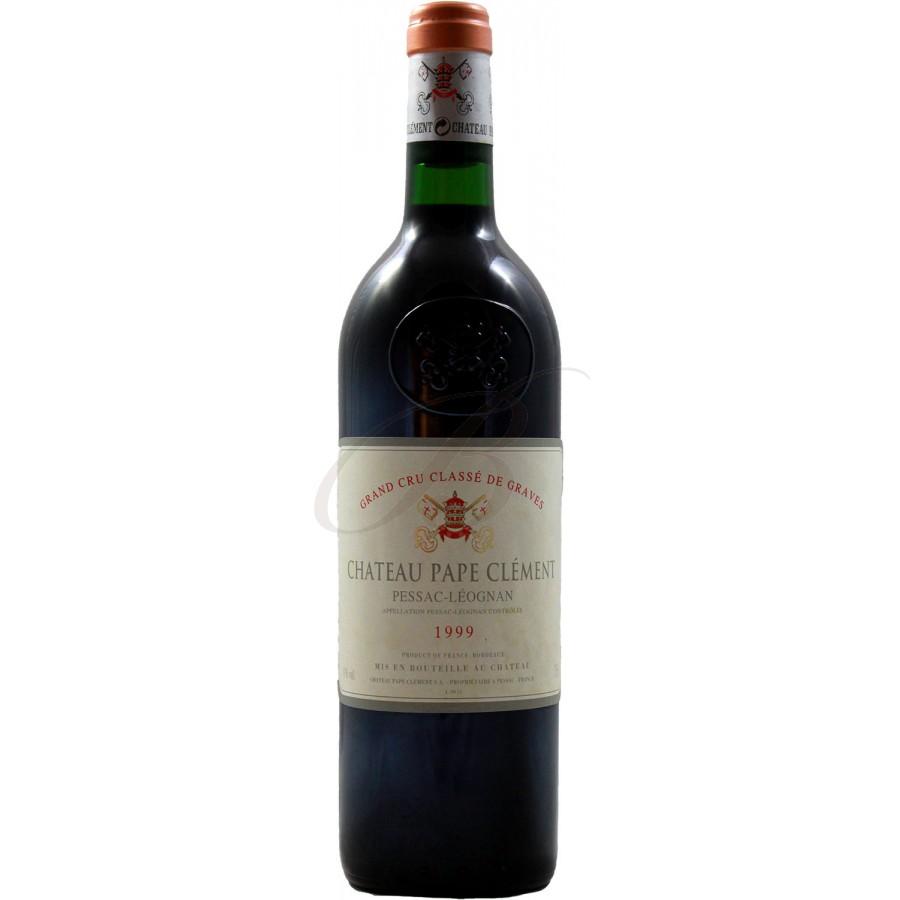 Ch teau pape cl ment grand cru class pessac l ogan bordeaux 1999 vin r - Conservation du vin rouge ...