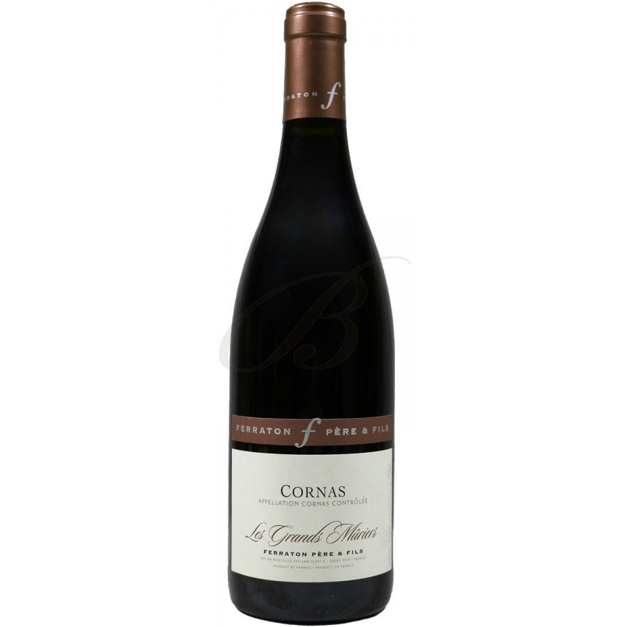Cornas les grands muriers ferraton 2010 boursot - Conservation du vin rouge ...