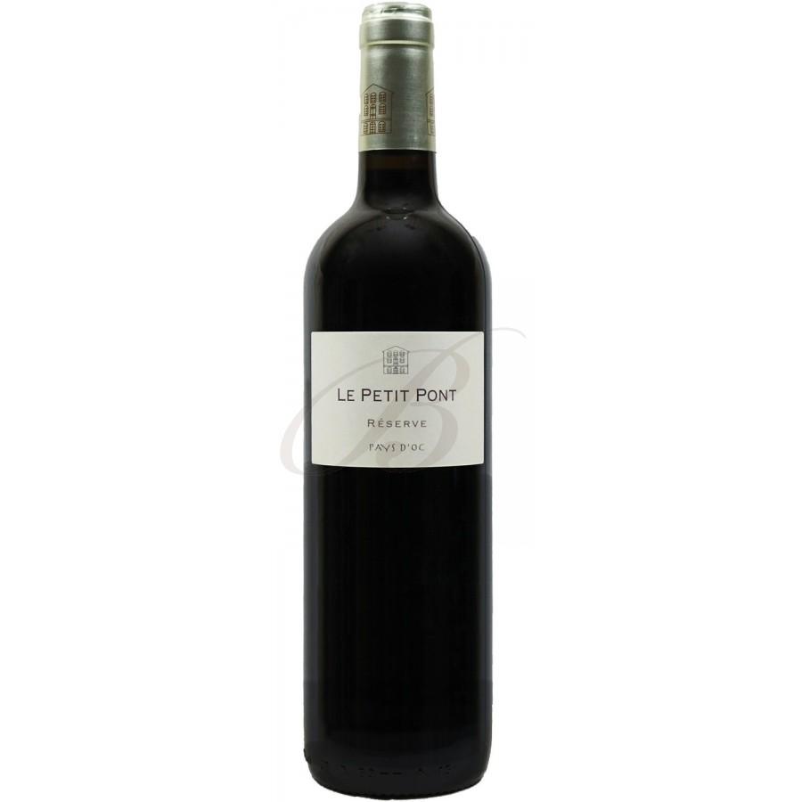 Le petit pont rouge vin de pays d 39 oc 2015 boursot - Conservation du vin rouge ...
