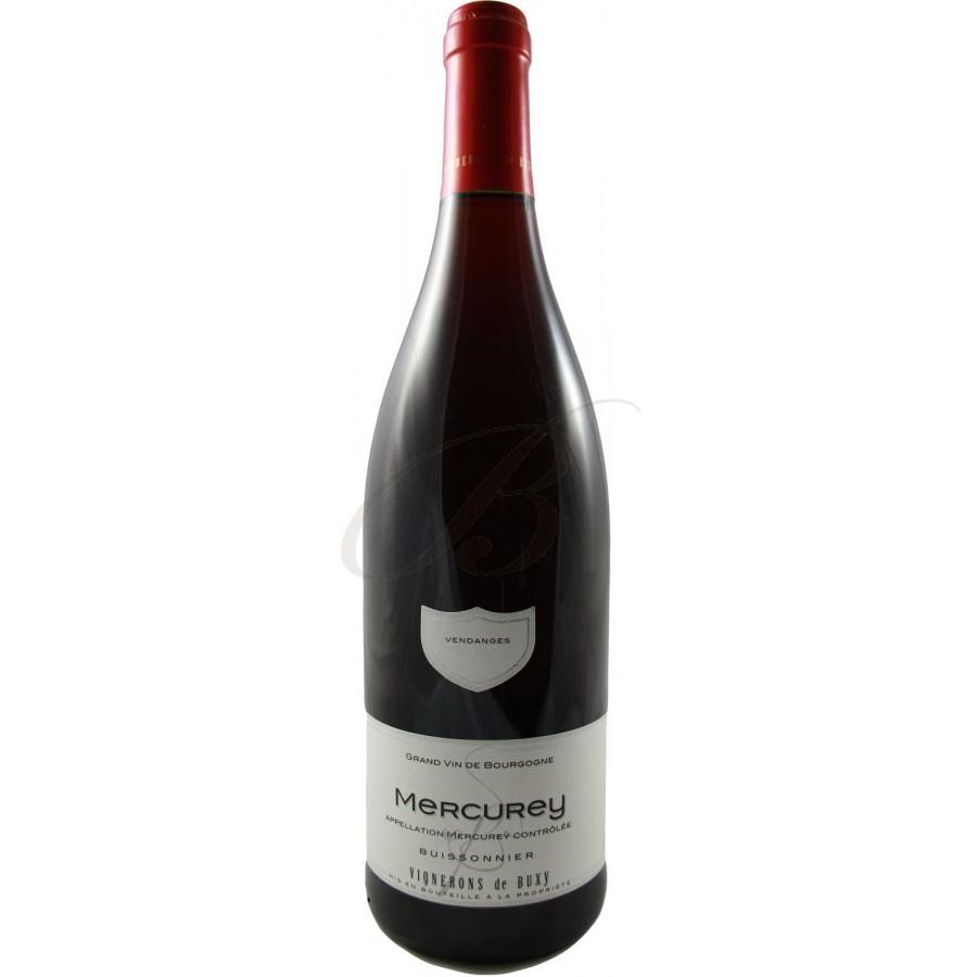 Mercurey buissonnier vignerons de buxy bourgogne 2012 vin rouge - Conservation du vin rouge ...