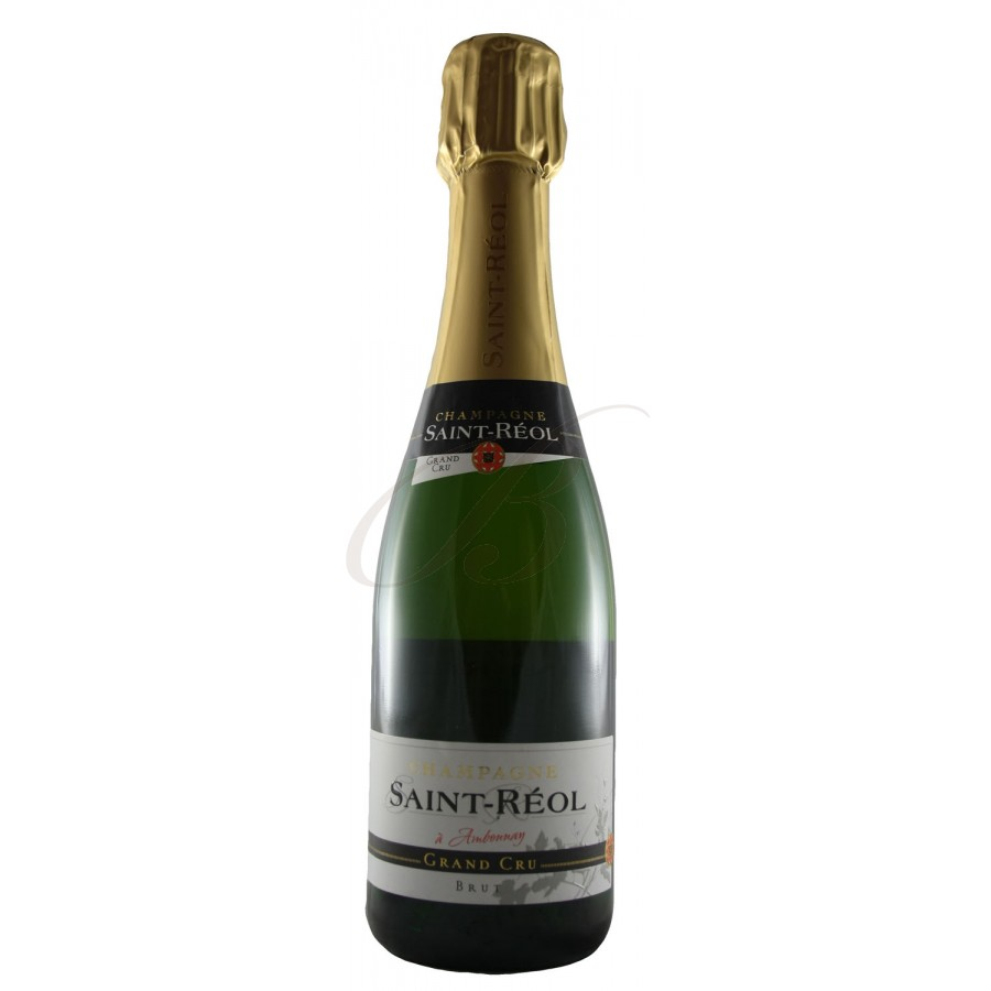 champagne saint r ol grand cru brut demi bouteille 37. Black Bedroom Furniture Sets. Home Design Ideas