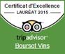 Trip Advisor Boursot