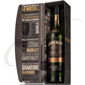 Jameson, Select Reserve, Black Barrel, Irish Whiskey, 40%