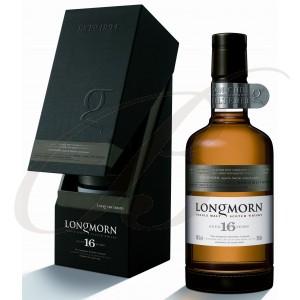 Longmorn, 16 ans d'âge, Single Malt Scotch Whisky, 48%