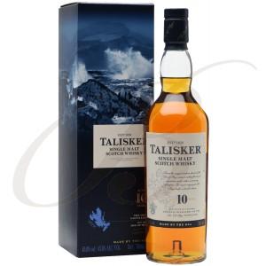 Talisker, 10 ans d'âge, Scotch Whisky, Skye, Écosse