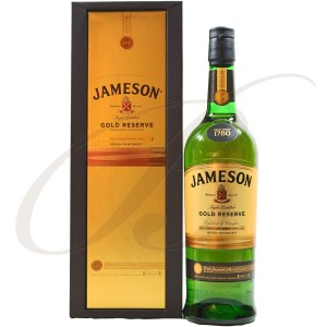 Jameson, Gold Reserve Irish Whiskey, 40%