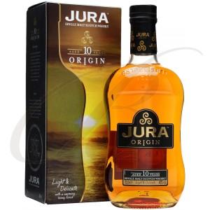Jura, 10 ans d'âge, Scotch Whisky, 40%