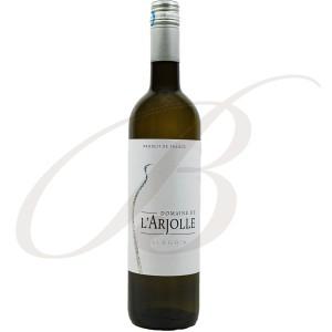 Alegria, Domaine de l'Arjolle, Côtes de Thongue, 2015 - Vin Blanc