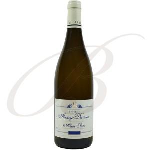 Auxey-Duresses, Les Crais, Domaine Alain Gras, Bourgogne, 2016 - Vin Blanc