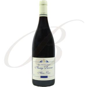 Auxey-Duresses Rouge, Très Vieilles Vignes, Domaine Alain Gras, Bourgogne, 2018 - Vin Rouge