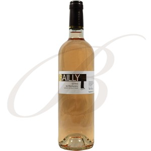 Bailly Rosé, Château Minuty, Côtes de Provence, 2017 - Vin Rosé