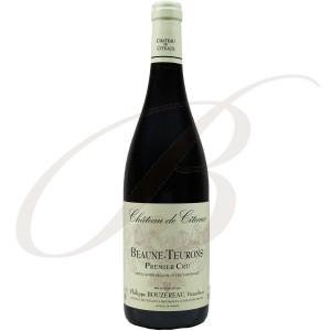 Beaune, Premier Cru, Les Teurons, Château de Citeaux (Bourgogne), 2017 - Vin Rouge