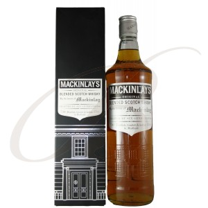 Mackinlay's 5 ans Blended Scotch Whisky, 40% vol.