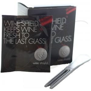 Wine Shield Conservateur de Vin Boite de 10