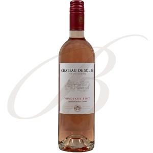 Château de Sours, Bordeaux Rosé, 2015 - Vin Rosé