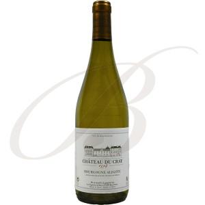 Bourgogne Aligoté, Château de Cray (Bourgogne), 2014 - Vin Blanc