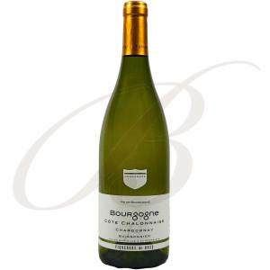 Bourgogne Côte Chalonnaise, Buissonnier, Vignerons Buxy, 2017 - Vin Blanc