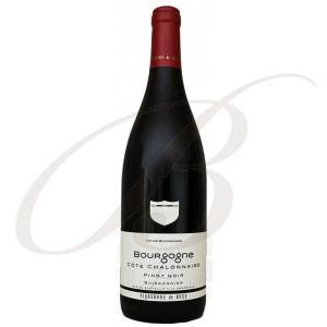 Bourgogne Pinot Noir, Côte Chalonnaise, Vignerons de Buxy (Bourgogne), 2019 - Vin Rouge