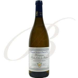 Bourgogne Hautes Cotes de Beaune, Clos du Bois Prévot,  Domaine Mazilly Père et Fils, 2014 - Vin Blanc