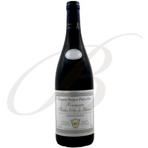 Hautes Côtes de Beaune, Vieilles Vignes, Domaine Mazilly Père et Fils (Bourgogne), 2013 - vin rouge