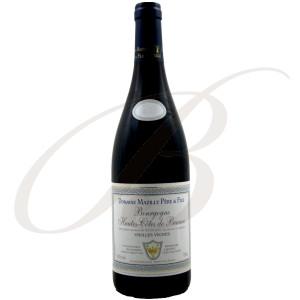 Hautes Côtes de Beaune, Vieilles Vignes, Domaine Mazilly Père et Fils (Bourgogne), 2015 - Vin Rouge