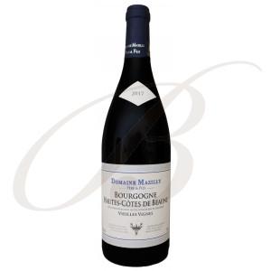 Hautes Côtes de Beaune, Vieilles Vignes, Domaine Mazilly Père et Fils (Bourgogne), 2018 - Vin Rouge