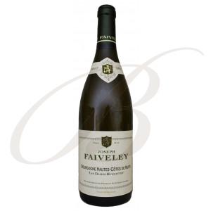Bourgogne Hautes Côtes de Nuits Blanc, Les Dames Huguettes, Joseph Faiveley (Bourgogne), 2017 - Vin Blanc