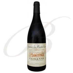 Cairanne, Cuvée Tradition, Domaine les Hautes Cances (Rhône), 2016 - Vin Rouge