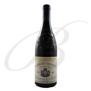 Châteauneuf du Pape, Domaine de Villeneuve, Vieilles Vignes (Rhône), 2011 - vin rouge