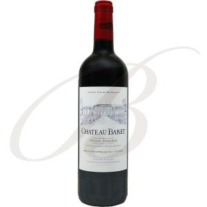 Château Baret, Pessac-Léognan (Bordeaux), 2016 - Vin Rouge