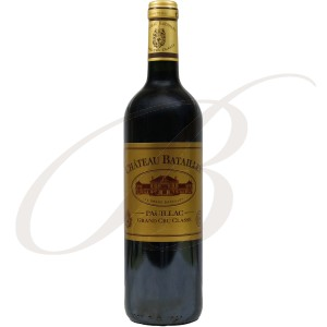 Château Batailley, 5ème cru Pauillac (Bordeaux), 2006 - Vin Rouge