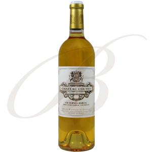 Château Coutet, Premier Grand Cru Classé, Barsac-Sauternes (Bordeaux), 2010 - Vin Blanc