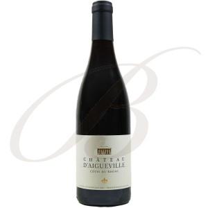 Côtes du Rhône, Domaine d'Aigueville (Rhône), 2015 - Vin Rouge