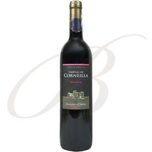 """Château de Corneilla,""""Héritage"""", Côtes du Roussillon, 2013 - Vin Rouge"""