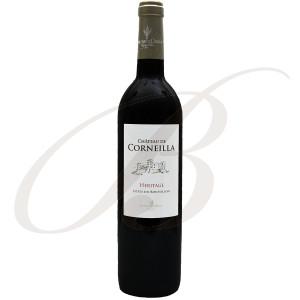 """Château de Corneilla,""""Héritage"""", Côtes du Roussillon, 2016 - Vin Rouge"""