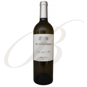 Château de Fontenille, Entre Deux Mers (Bordeaux), 2019 - Vin Blanc