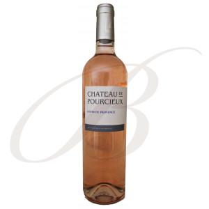 Château de Pourcieux, Côtes de Provence, 2019 - Vin Rosé