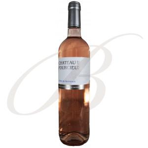 Château de Pourcieux, Côtes de Provence, 2020 - Vin Rosé