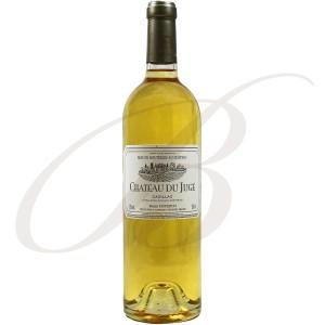 Château du Juge, Cadillac (Bordeaux), 2009 - vin blanc
