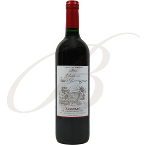 Château Fauré-Beauséjour, Fronsac (Bordeaux), 2011 - Vin Rouge