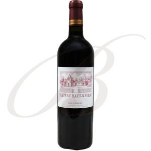 Château Haut Madrac, Cru Bourgeois Haut-Médoc (Bordeaux), 2012 - Vin Rouge