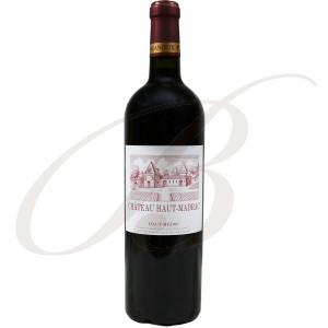 Château Haut Madrac, Cru Bourgeois Haut-Médoc (Bordeaux), 2014 - Vin Rouge