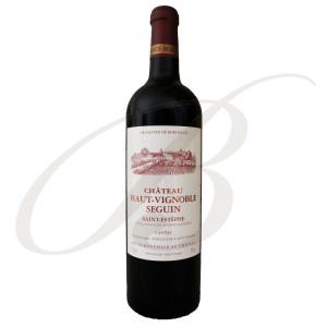 Château Haut-Vignoble Séguin, 2ème vin de Château Beau-Site, Saint-Estèphe (Bordeaux), 2014 - Vin Rouge