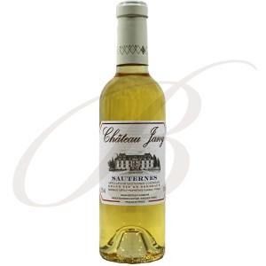 Château Jany, Sauternes (Bordeaux), 2016  Demi-bouteilles:  37.5cl - Vin Blanc
