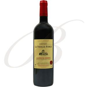 Château La Vieille Forge, Lalande de Pomerol (Bordeaux), 2012 - vin rouge