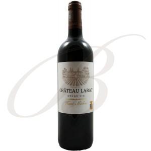 Château Labat, Cru Bourgeois Haut-Médoc (Bordeaux), 2010 - vin rouge