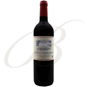 Château Lapelletrie, Grand Cru Saint-Emilion (Bordeaux), 2012 - Vin Rouge