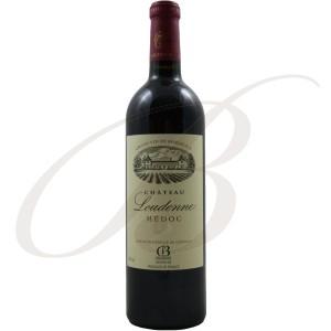 Magnum, Château Loudenne, Cru Bourgeois, Médoc (Bordeaux), 2009 - vin rouge