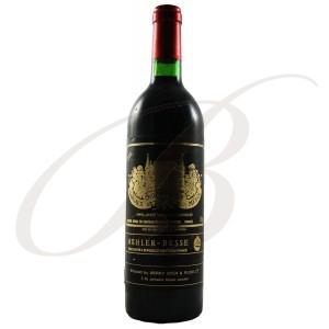 Château Palmer, 3ème cru Margaux (Bordeaux), 1983 - vin Rouge