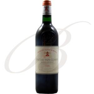 Château Pape-Clément, Grand Cru Classé Pessac-Léogan (Bordeaux), 1999 - vin rouge